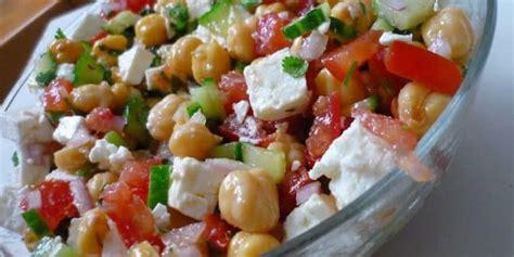cuisine italienne cannelloni salade de pois chiche recette facile