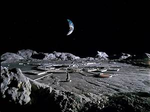 Moonbase Location - Space: 1999 Continuity Guide