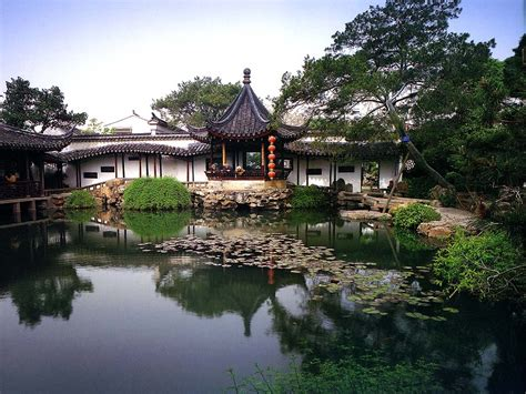 Asian Home : A Love Of Japanese Gardens