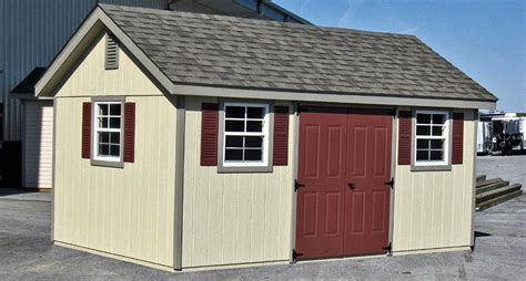 Steellok Metal Sheds