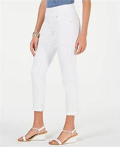 Style Co Pull On Boyfriend Jeans Created For Macy 39 S