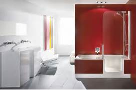 The Best Walk In Shower And Bath Combinations Walk In Shower Bath Red