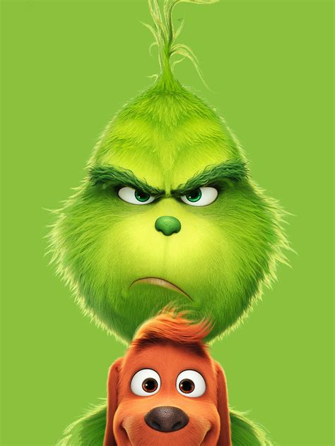 wallpaper grinch animation comedy movies