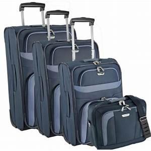 Travelite Koffer Set : travelite valigie 98480 20 blu 19 l valigeria ~ Jslefanu.com Haus und Dekorationen