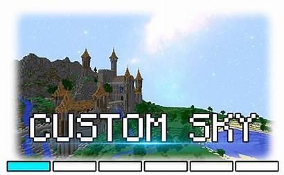 Sky Pack Custom Minecraft Resource Texture Optifine