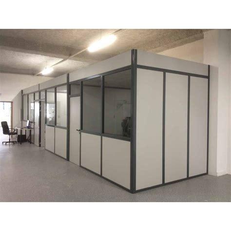 cloison de bureaux cloison amovile cloison transparente ou semi vitrée pour