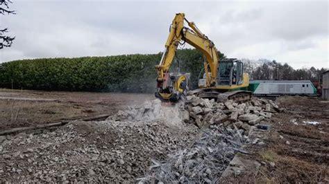 smaltimento traversine ferroviarie demolire e smaltire cos 236 i rifiuti sono utili macchine