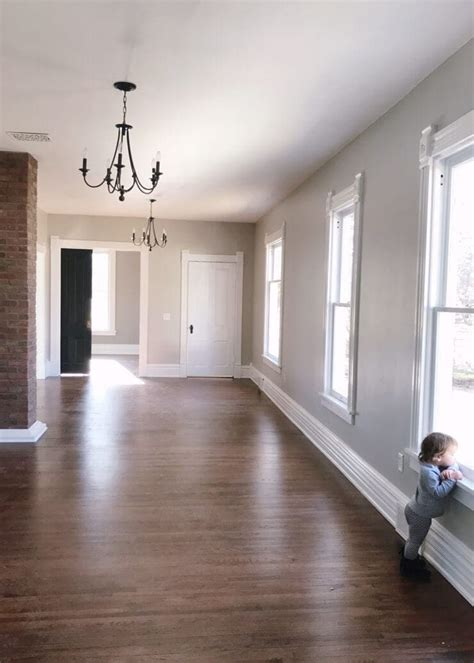 an update on our 1888 fixer upper paint colors i heart