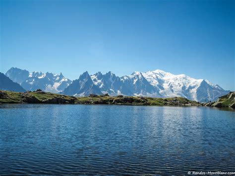 lac blanc    des montets  tre le champ