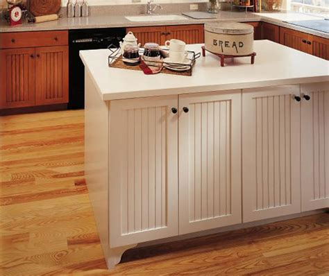 Bead Board Cabinets by Beadboard Kitchen Cabinets Decora Cabinetry
