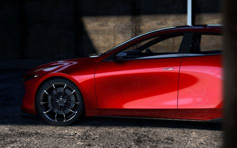 Mazda 3 4k Wallpapers by Wallpapers Mazda 3 2019 4k Side View New Cars
