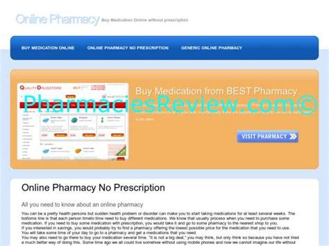 No Prescription Pharmacy by Pharmacy No Prescription Biz Review All