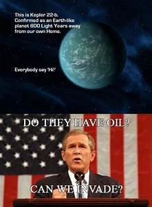 Just Bush | Funny Photos For Facebook - FBGags