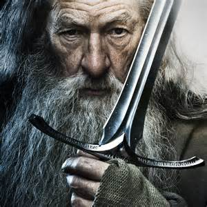 same day delivery gifts officially licensed the hobbit glamdring sword of gandalf