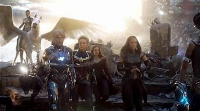 Avengers Endgame Marvel Female Force Elizabeth Olsen