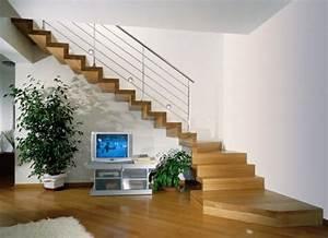 Treppe Im Wohnzimmer : moderne wohnzimmer mit treppe ~ Lizthompson.info Haus und Dekorationen