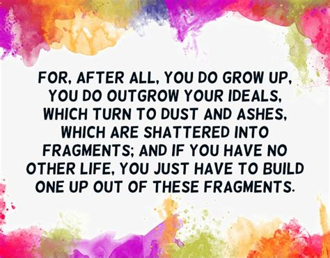Grow Up Quotes Growing Up Quote 2 Quotereel