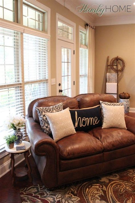 Behind The Brand The Hamby Home  New Livingroom