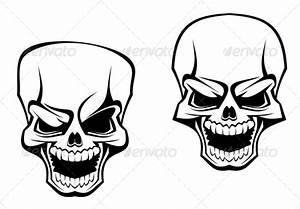 Evil Cartoon Skull | www.imgkid.com - The Image Kid Has It!