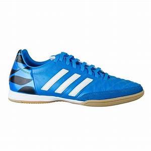 Adidas 11Nova - Mens Indoor Soccer Shoes - Solar Blue ...