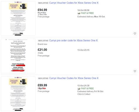 Currys increases Xbox Series X/S pre-order prices by £2000 ...