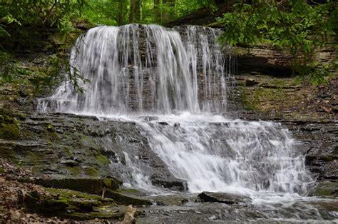 Upper Mine Lot Falls New York The Waterfall Record
