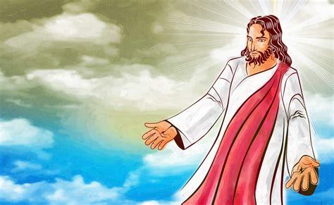 Pictures gallery of gambar animasi manusia gambar binatang keren, unik dan lucu: JESUS ANIMATION WALLPAPER ~ WALLPAPER KRISTIANI