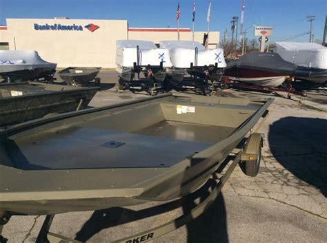 Tracker Boats Reliability by 1860 Jon Boat Boats For Sale