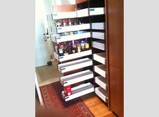 Kitchen Inner Drawer & Pantry Drawers Perth Easy Access