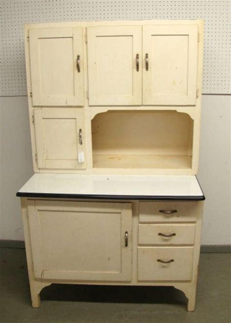 vintage white hoosier kitchen cabinet cupboard reserved