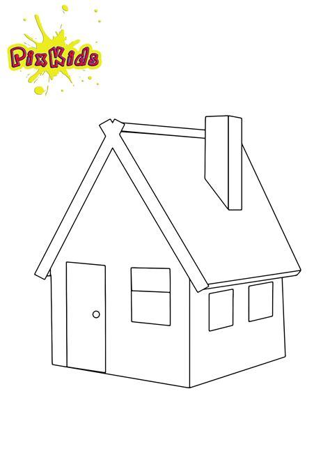 Häuser Archive  Kostenlose Malvorlagen