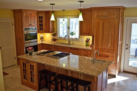 kitchen island with cooktop and seating 17 best images about kitchen ideas on stove