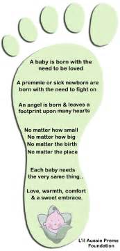 quotes versus messages for premature babies l il