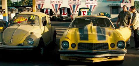 volkswagen bumblebee bumblebee movie first look bumblebee takes on original vw