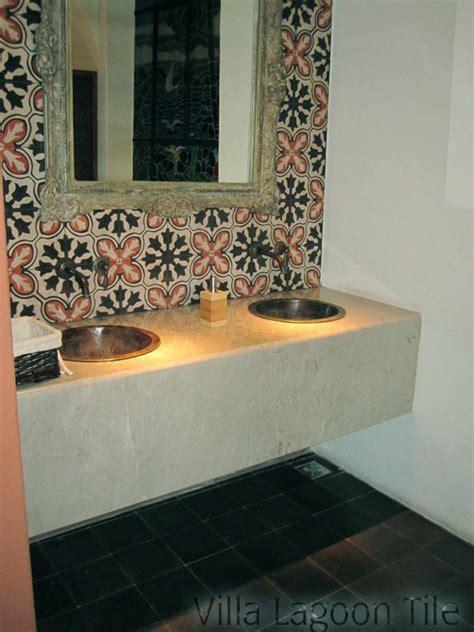 lisbon cement tile villa lagoon tile