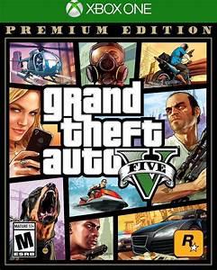 Grand Theft Auto V: Premium Edition - Xbox One   Okinus Online Shop