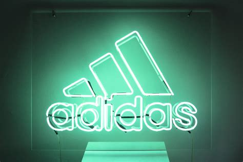 adidas kemp london bespoke neon signs prop hire