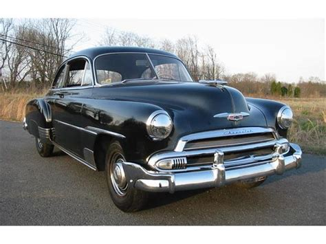 1951 Chevrolet Deluxe For Sale On Classiccarscom 6