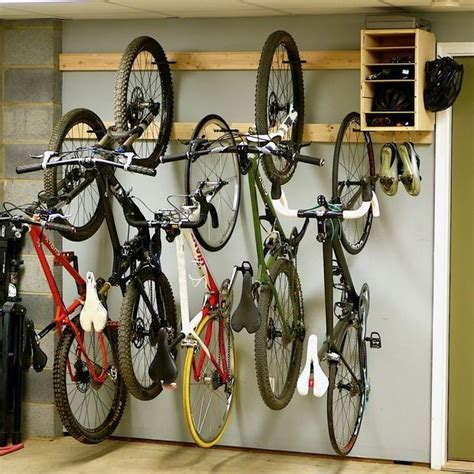 Garage Organization Ideas For Bikes by The 25 Best Bike Storage Ideas On Bicycle