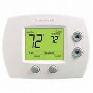 How To Program Honeywell 5000 Pro Thermostat