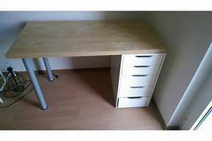 Wand Schreibtisch Ikea : ikea schreibtisch linnmon alex ~ Lizthompson.info Haus und Dekorationen
