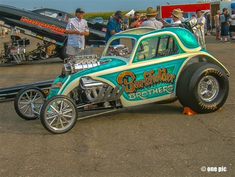 Fiat Drag Car fiat topolino drag car fuel altered drag