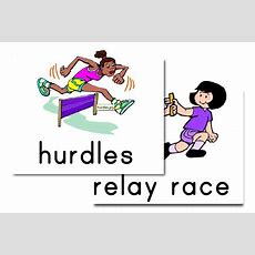 Track And Field Flashcards