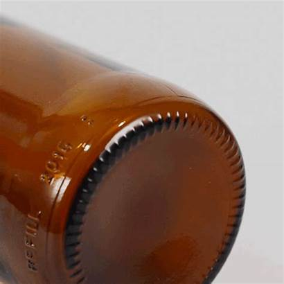 Empty Clear Amber Wholesale Beer Glass Bottles