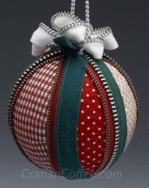 styrofoam ornament ideas ornament made with fabrics old
