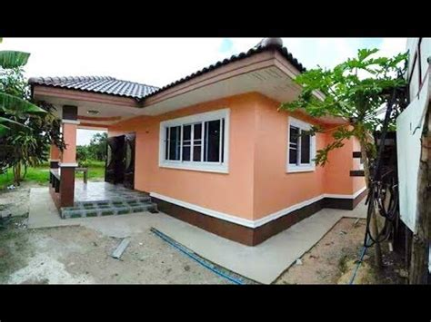 bedroom bungalow house design ideal  philippines