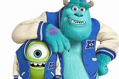 Poster Monsters Inc University Mu