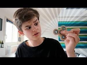 Holz Fidget Spinner : diy fidget spinner aus holz oskar youtube ~ Frokenaadalensverden.com Haus und Dekorationen