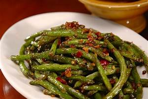 Asian green bean recipe
