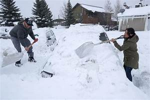Snowiest February On Record